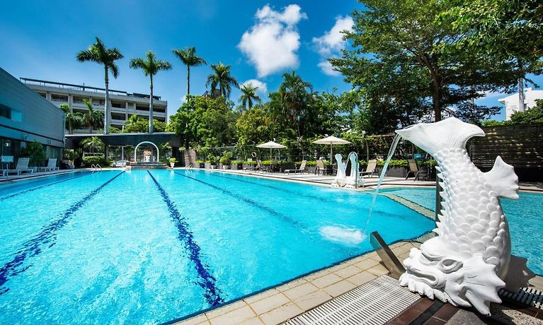 Holiday Garden Hotel Kaohsiung - Book Accommodation in Yancheng